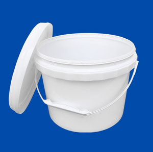 5L wide mouth buckets